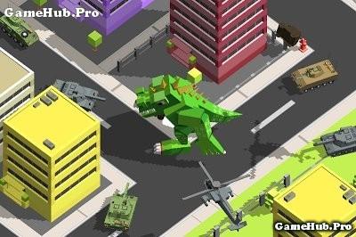 Tải game Smashy City - Đại chiến thành phố Mod Android