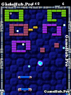 Tải game Ultimate Brick Breaker 2 - Chắn bóng cho Java