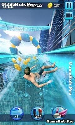 Tải game Water Slide 3D - Thang trượt nước 3D Mod Android