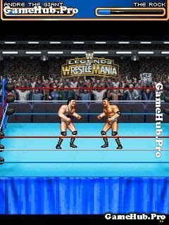 Tải game WWE Legends of Wrestlemania - Đấu trường Java