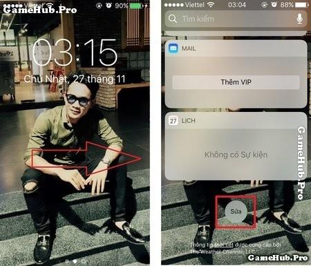 Hướng dẫn thực hiện cuộc gọi tại màn hình khóa iPhone