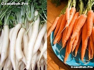 Những thực phẩm giúp giải độc gan bạn nên ăn hằng ngày