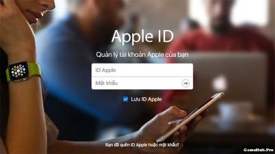 Cách thay đổi Apple ID từ Gmail, Yahoo thành iCloud Mail