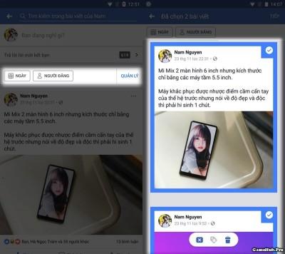 Cách tìm lại Status cũ trên Facebook một cách nhanh nhất