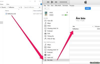 Cài nhạc chuông độc quyền của iPhone X lên các dòng iPhone cũ