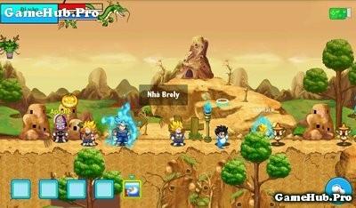 gamehub ngoc rong online apk