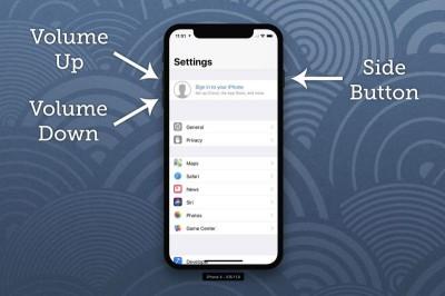 Những mẹo hay sử dụng iPhone X cho người mới bắt đầu