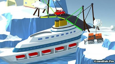 Tải game Build a Bridge - Xây cầu xe đi Mod Money Android