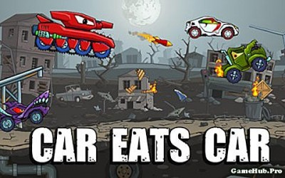 Tải game Car Eats Car 2 - Đua xe trả thù Mod Money