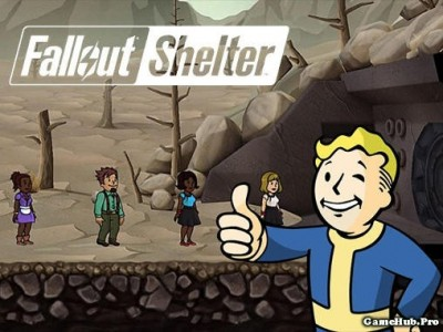 Tải game Fallout Shelter - Mô phỏng cực hay Mod Money Android