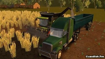 Tải game Farmer Sim 2018 - Nông dân thực thụ Mod Money