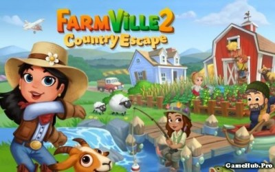 Tải game FarmVille 2 - Country Escape Mod Money Android