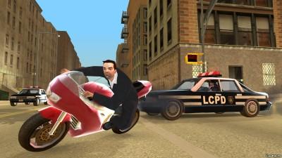 Tải game GTA Liberty City Stories - Đường phố Mod Money