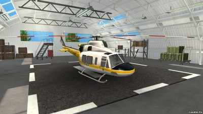 Tải game Helicopter Rescue Simulator - Trực thăng Mod Money