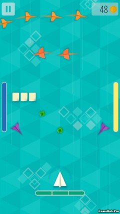 Tải game Highwind - Máy bay giấy Mod Money cho Android