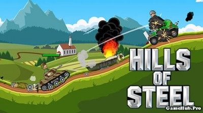 Tải game Hills of Steel - Bắn Tank Mod Money Android