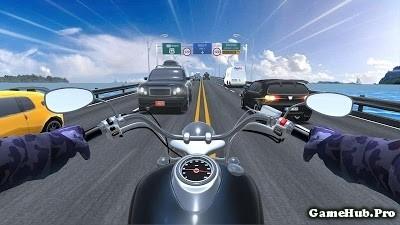 Tải game Motorcycle Rider - Đường đua cao tốc Mega Mod