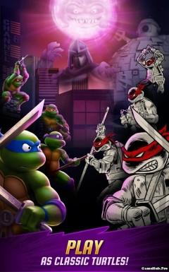 Tải game Ninja Turtles Legends - Nhập vai Mod Money Android