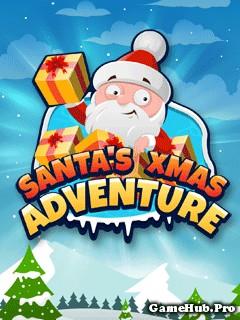 Tải game Santas Xmas Adventure - Login cực khó cho Java