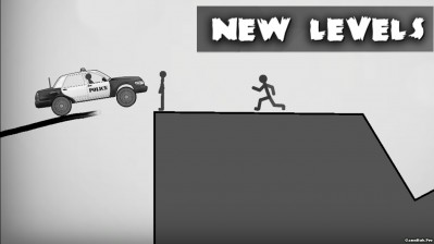Tải game Stickman Racer Road Draw - Sống sót Mod Android