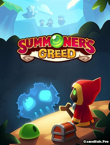 Tải game Summoners Greed - Đột nhập Mod Money cho Android