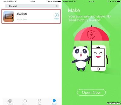 Thủ thuật giả lập MacOS trên iPhone dễ dàng nhất