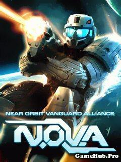 Tải Game N.O.V.A. Near Orbit Vanguard Alliance Tiếng Việt