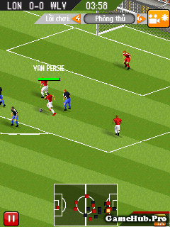 Tải Game Real Football Manager 2013 Tiếng Việt