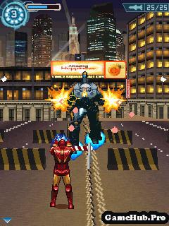 Tải Game Iron Man 2 Tiếng Việt Cho Điện Thoại