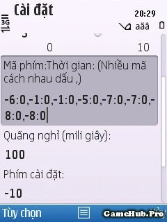 Chia sẻ Mã AutoClick UP Level Cực Nhàn Mobi Army 2