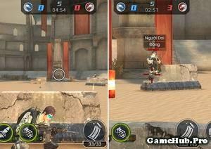 Chiến Dịch Huyền Thoại: Chế độ chơi PK của Garena