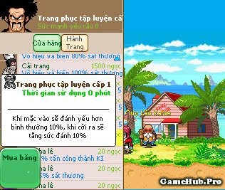 Tải Hack Ngọc Rồng Online 106 Noel Cho Java Android