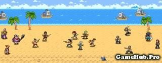 Hải Tặc Tí Hon: Hướng dẫn đăng ký nick trong game
