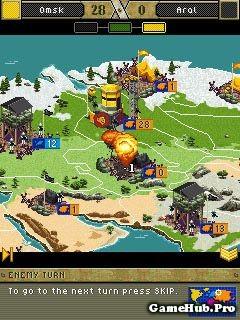 Tải Game Armies of War Chiến Thuật Cho Java miễn phí