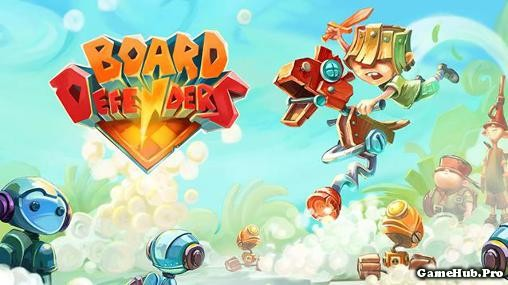 Tải game Board Defenders Hack Cho Android miễn phí