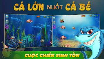 Tải Game Cá Lớn Nuốt Cá Bé Cho Android apk miễn phí