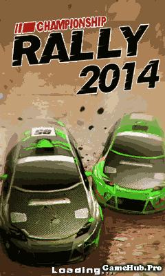 Tải game Championship Rally 2014 Đua Xe 3D Cho Java