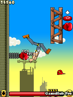 Tải Game Crash Test Dummies 2 - Đá Bắn Người Cho Java