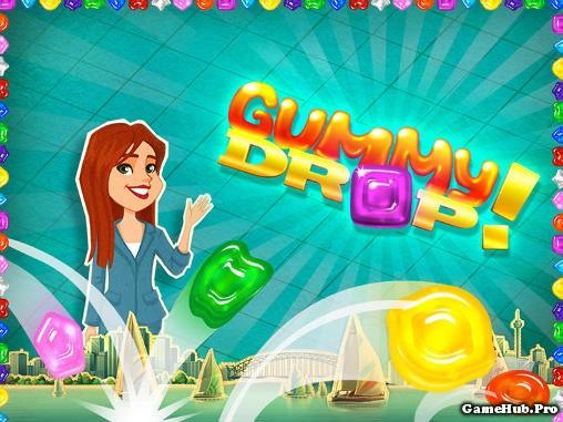 Tải Game Gummy Drop Cho Android Xếp Hình Kẹo Ngọt