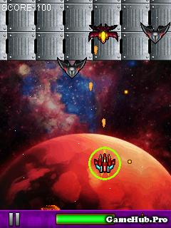 Tải game Invaders Strike 3 bắn máy bay siêu cấp Java