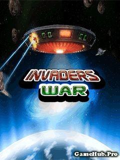 Tải Game Invaders War Đại Chiến Ngoài Hành Tinh Java