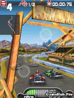 Tải Game Kartmania 3D - Đua Xe Bluetooth Cho Java