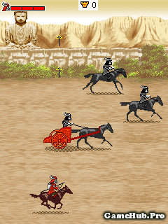 Tải Game Legend Of The Red Samurai Cho Java miễn phí