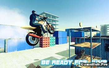 Tải Game Moto Jump 3D Hack Mod Tiền Cho Android