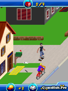 Tải Game Paperboy Special Delivery Crack Cho Java
