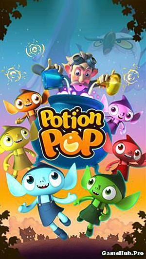Tải Game Potion Pop Hack Full Tiền Cho Android miễn phí