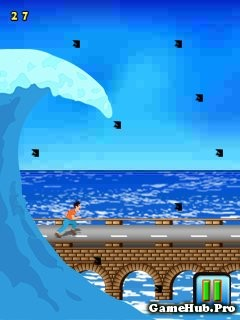 Tải Game Quake Tsunami - Chạy Đua Vô Tận Cho Java