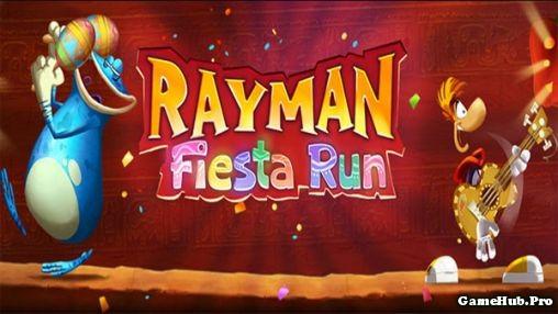 Tải game Rayman Fiesta Run Hack Full Tiền Cho Android
