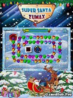 Tải Game Super Santa Zumax - Bắn Quà Giáng Sinh Java