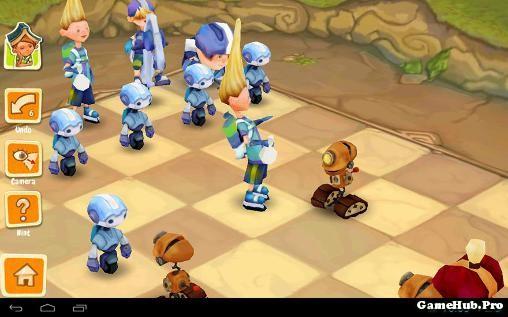 Tải Game Toon Clash CHESS - Đánh Cờ Vua 3D cho Android